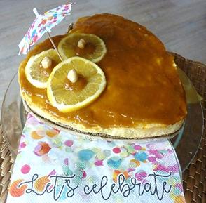 Moermanproof pompoen sinaasappeltaart